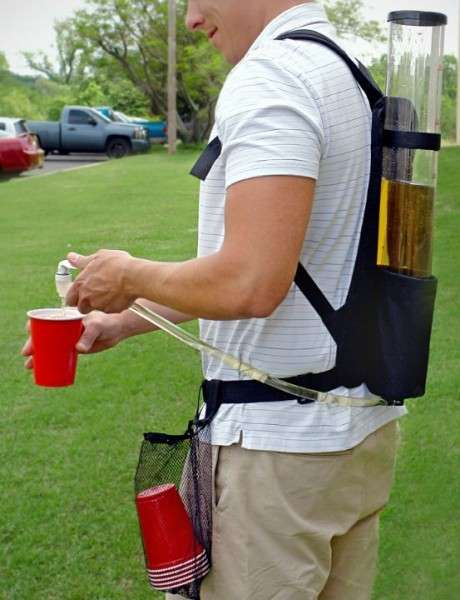 Portable Booze Carriers