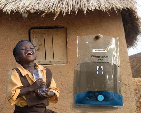 Water Purifier Packaging