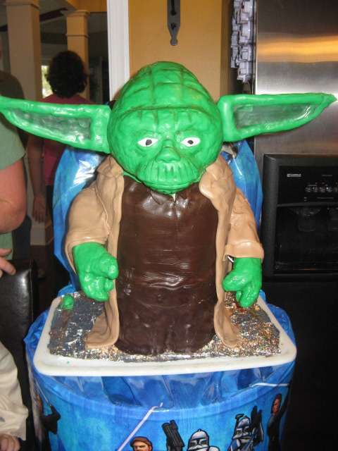 Star Wars Baking