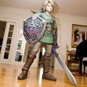 Life-Sized Nintendo Heroes