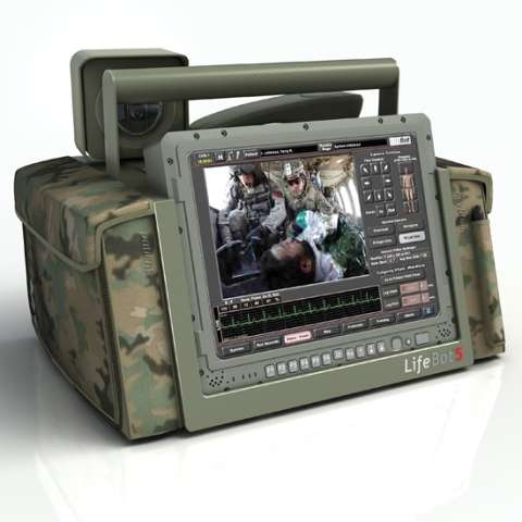 Militarized Medical Monitors