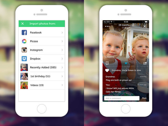 Family Photo-Sharing Apps