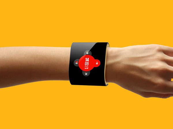 7-in-1 Wrist-Worn Gadgets