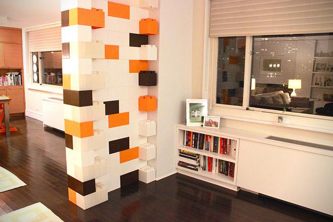 Life-Sized Building Blocks