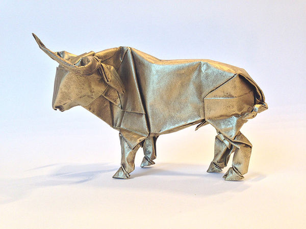 Life-Sized Paper Animal Art