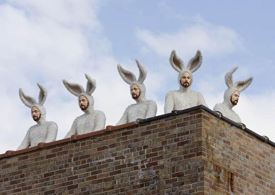 Fantastical Hybrid Sculptures