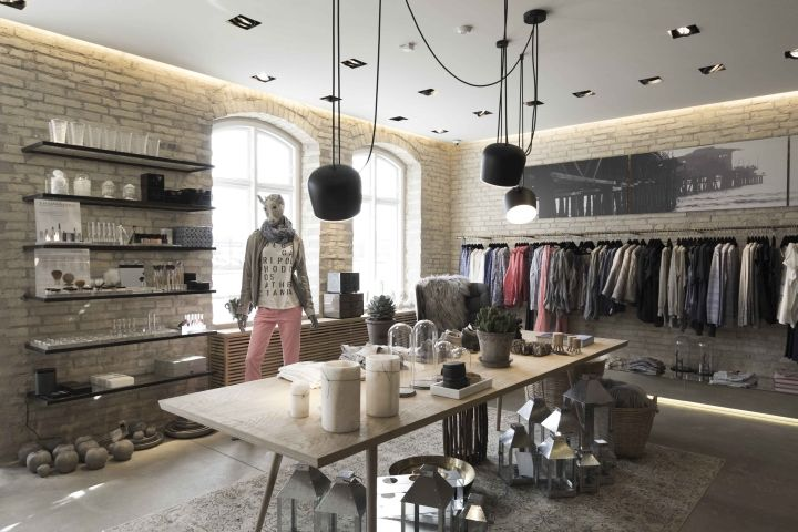 NYC-Inspired Lifestyle Shops