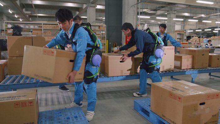 Lifting Assistance Suits