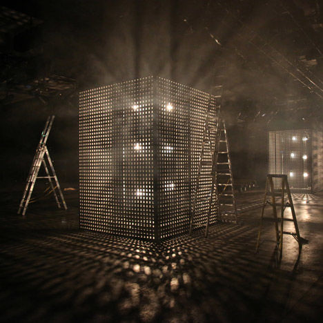 Decorative Light-Projecting Boxes