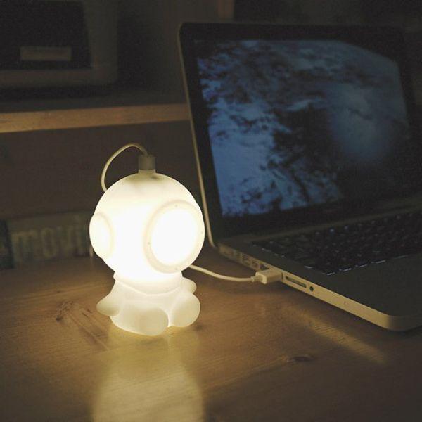 Cozy Ambience Scuba Lights