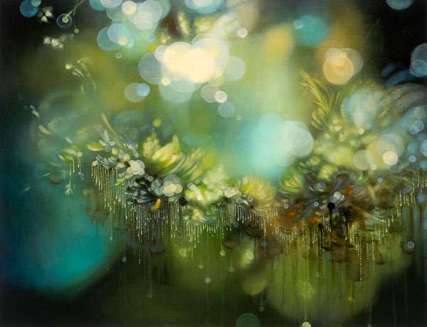 Mesmerizing Radiance Paintings