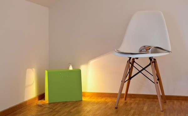 Illuminated Light Folders