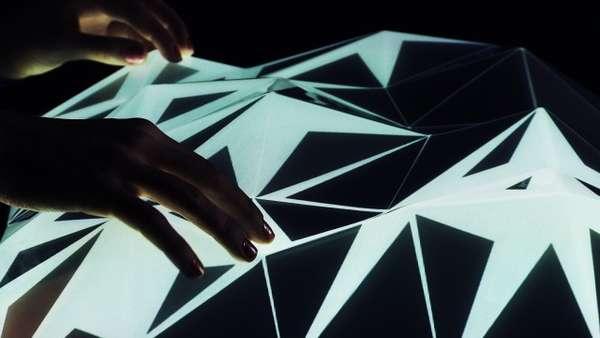 72 interactive art installations for Interactive landscape design