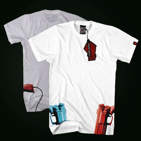 Shoot Em Up Tees