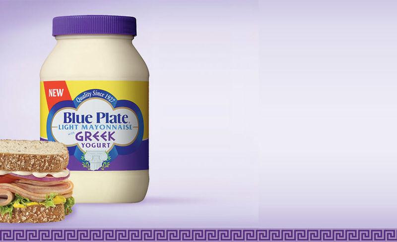 Greek Yogurt-Based Condiments