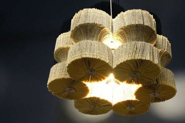 Novel Sculptured Chandeliers