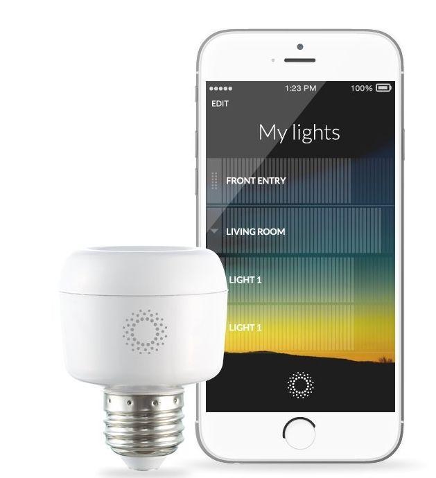 Smart Light Sockets