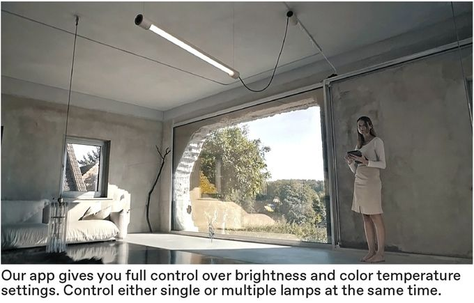 Efficient Modular Light Systems