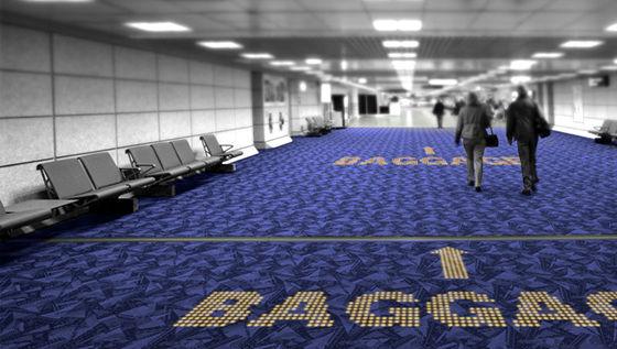 Led Embedded Rugs Light Transmissive Carpets