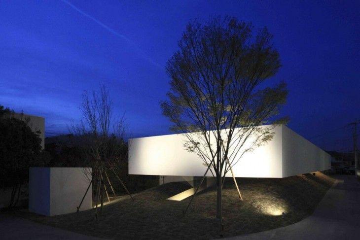 Contemporary Lightbox Homes