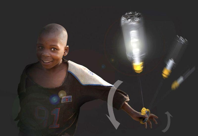 Playful Windup Illuminators