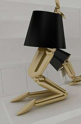 Suggestive Lamps