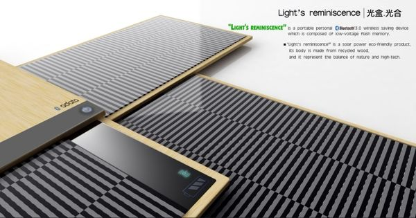 Solar External Hard Drives