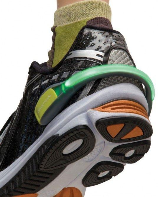 LED Runner Safety Clips