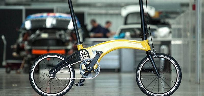 Lightweight Folding Bicycles