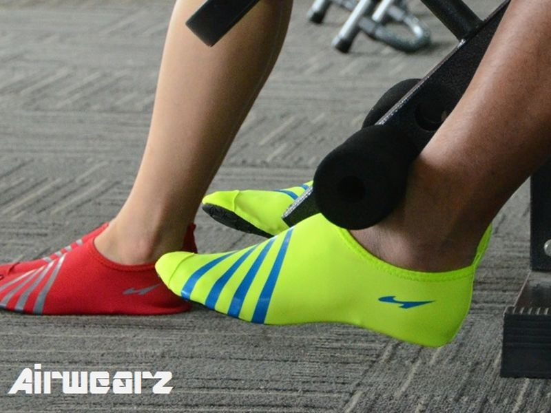 Ultra Lightweight Footwear