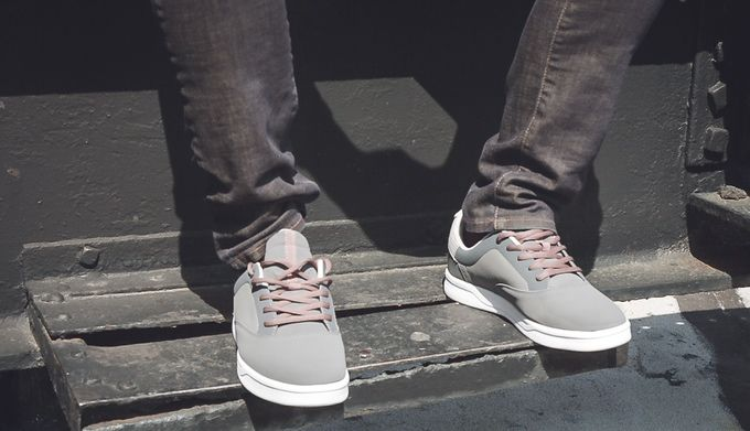 Odor-Proof Lightweight Sneakers