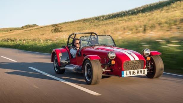 Lightweight Classic Cars
