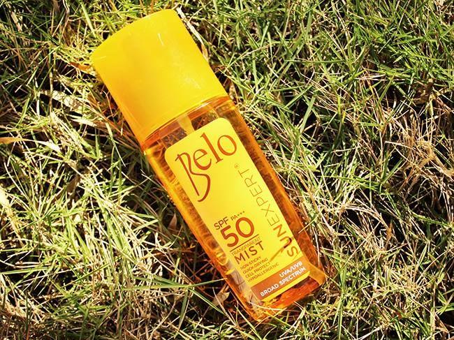 Transparent Spray-On Sunscreens