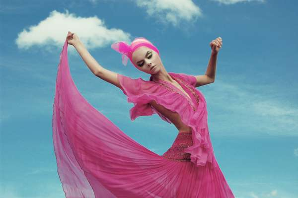 Exotically Angelic Photography