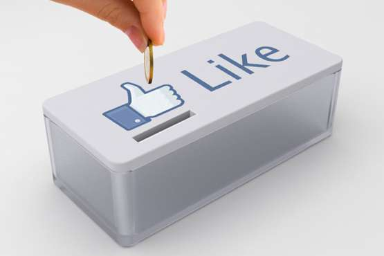 Like Button Tip Box
