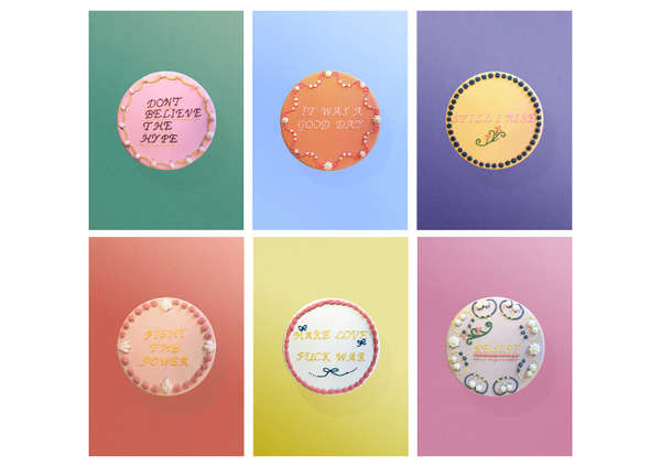 Hip-Hop-Inspired Confections