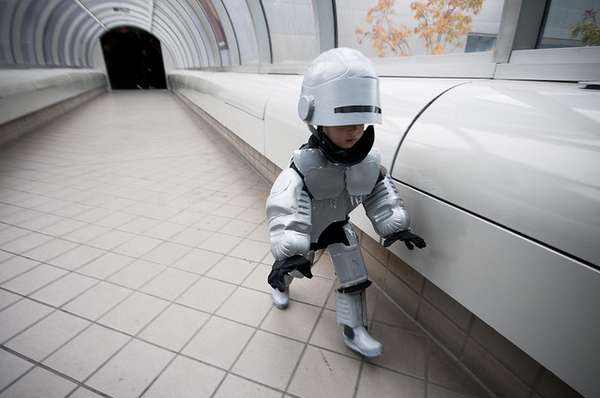 Sci-Fi Kiddie Dress-Up