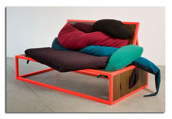 Drifter-Inspired Furniture