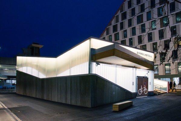 Vast Bicycle Hotels
