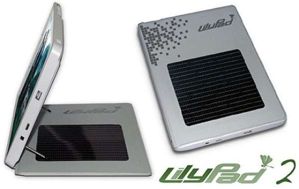 Solar-Powered Tablet Shields