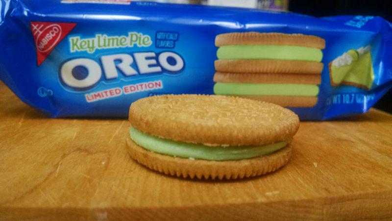 Lime-Infused Cream Cookies