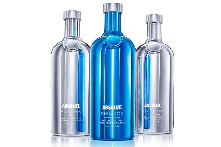 Electrical Vodka Branding
