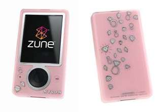 Limited Edition Pink Zune