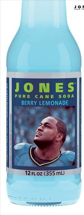 Football-Flavored Soda