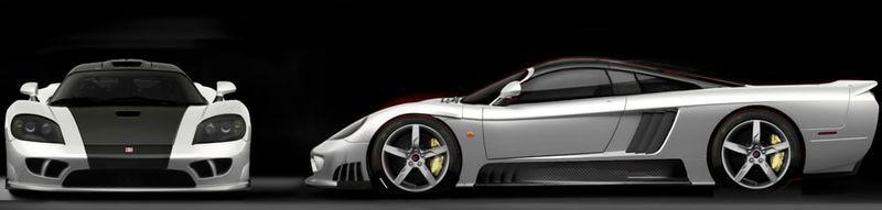 Supercharged Celebratory Supercars