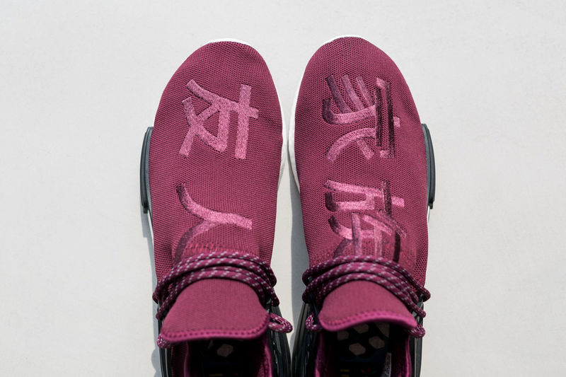 Japanese Character Shoes