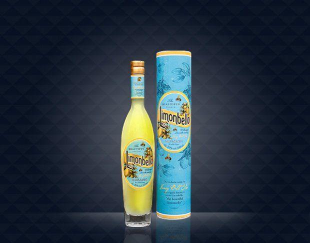 Sugar-Free Lemon Liqueurs