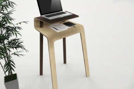 Lumber Laptop Lecterns