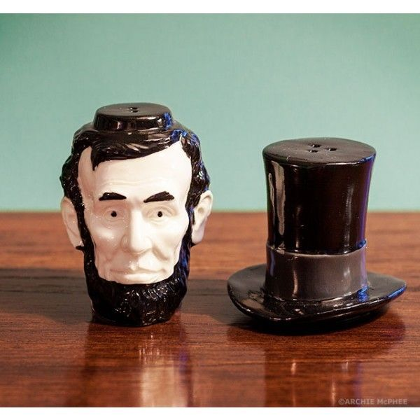 Presidential Spice Dispensers