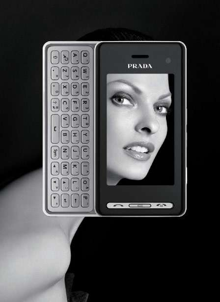 Supermodel Phone Ads